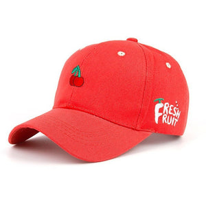 WEST NINETIES Cherry Baseball Cap