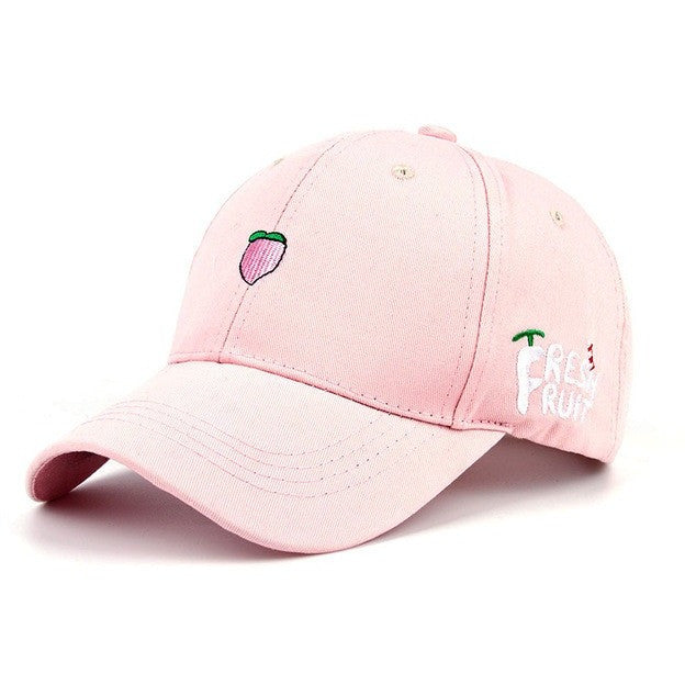 WEST NINETIES Peach Baseball Cap