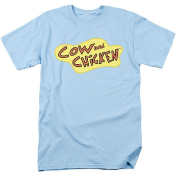 COW AND CHICKEN T-Shirt - West Nineties