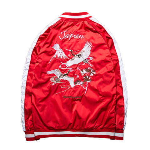 WEST NINETIES Japan Embroidery Jacket