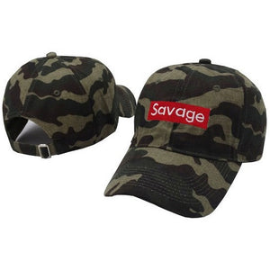 WEST NINETIES Savage Baseball Cap