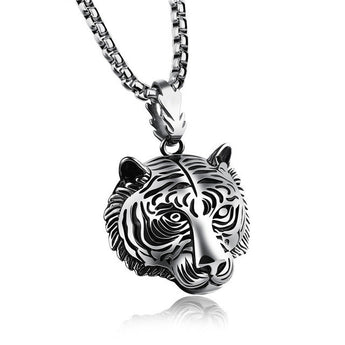 BENGAL TIGER Geometric Chain