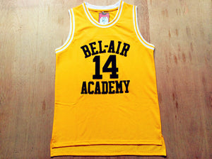 90S RETRO BEL AIR ACADEMY JERSEY