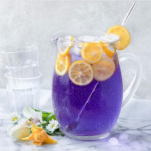 BUTTERFLY PEA FLOWER TEA | PLANT MAGIC!