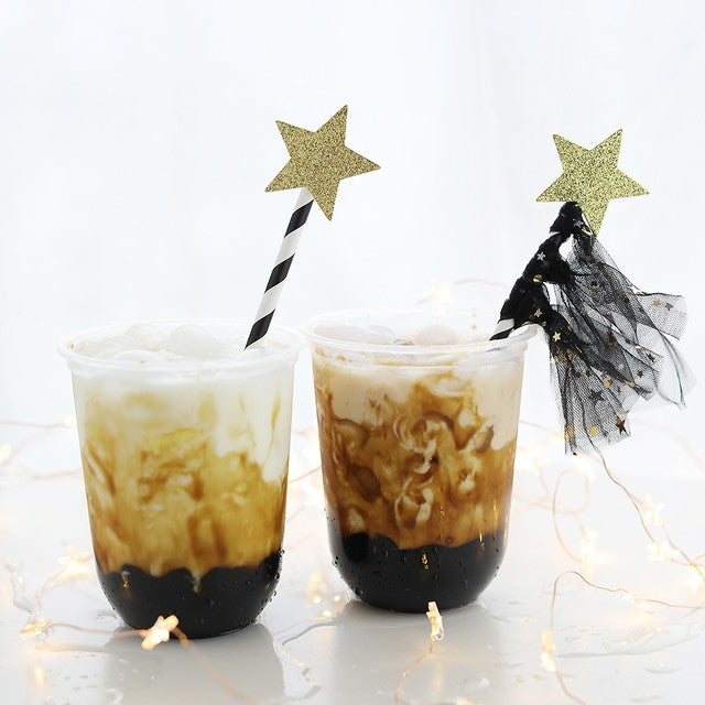 Brown Sugar Ceylon Bubble Tea