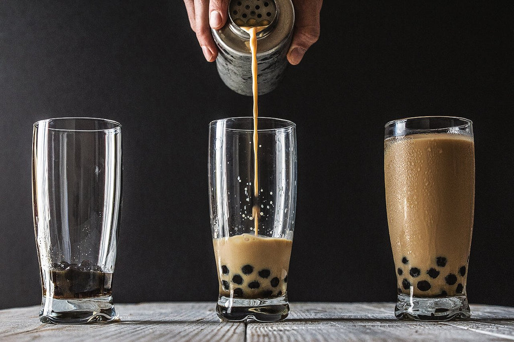 How to make Pumpkin Spice Bubble Tea With BOBA