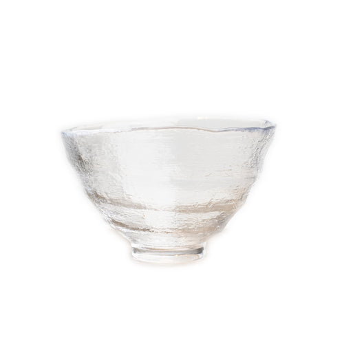 Handcrafted Glass Tea Bowl