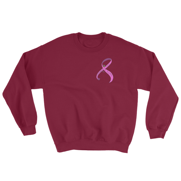 DMG For A Cure Breast Cancer Sweatshirt
