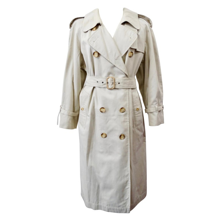 Yves Saint Laurent Trench Coat