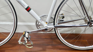 Gucci x Bianchi 2011 White City Bike