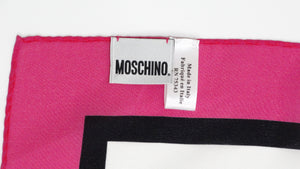 Gucci 1980s Gold Striped Silk Wrap Blouse