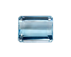 46.9 Carat Aquamarine Octagon Step Cut Gemstone