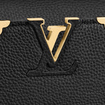 Louis Vuitton Taurillon Limited Edition Capucines PM w Bandouliere