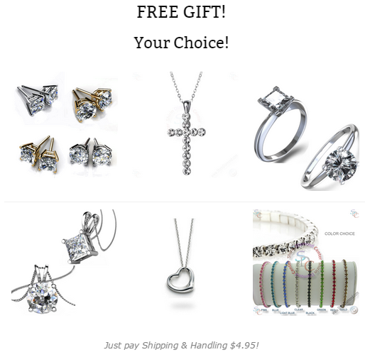 Free Gifts for this Season!