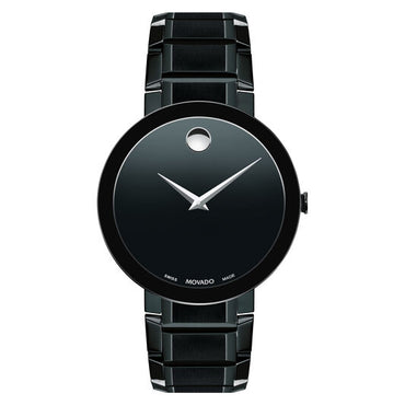 MOVADO Men's Sapphire watch 0607179 - shirin-diamonds