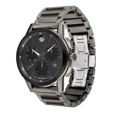 MOVADO Men's Museum Sport Chronograph watch 0607291 - shirin-diamonds