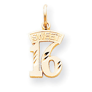 10k Sweet 16 Charm 10C125 - shirin-diamonds