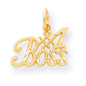 10k #1 BOSS CHARM 10C503 - shirin-diamonds