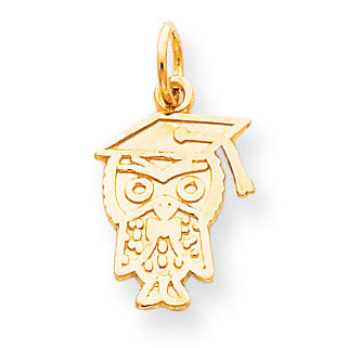 10k GRADUATION CHARM 10C705 - shirin-diamonds