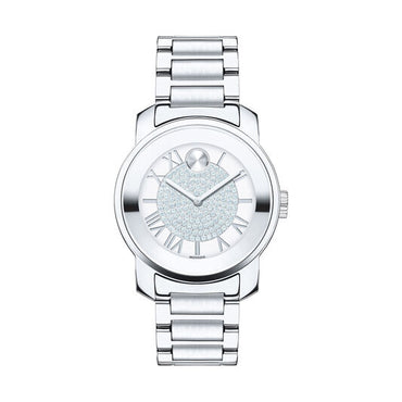 MOVADO Midsize Movado BOLD Luxe watch 3600254 - shirin-diamonds