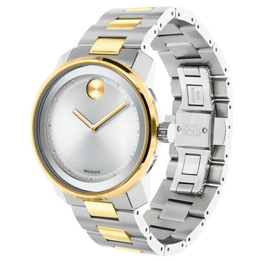 MOVADO Large Movado BOLD watch 3600431 - shirin-diamonds