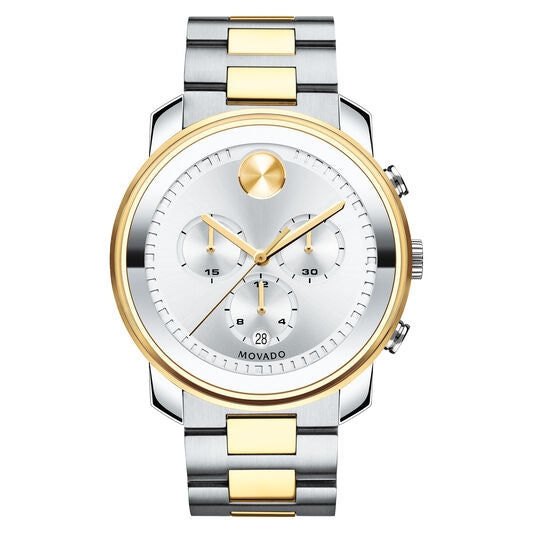 MOVADO Large Movado BOLD chronograph 3600432 - shirin-diamonds