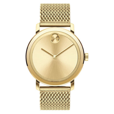 MOVADO Men's Large Movado BOLD Evolution watch 3600560 - shirin-diamonds