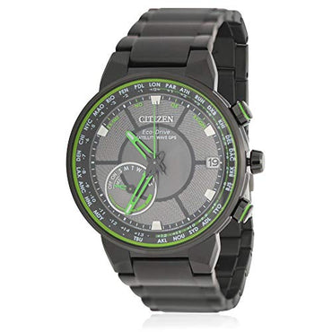 Men's Citizen Eco-Drive Satellite Wave GPS Freedom Watch CC3035-50E