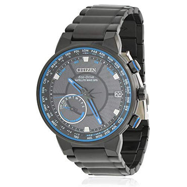 Men's Citizen Eco-Drive Satellite Wave GPS Freedom Watch CC3038-51E