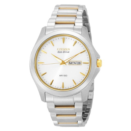 Citizen Men's BM8484-50A Eco Drive Two-Tone Watch