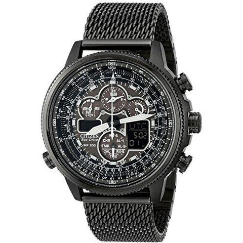 Citizen Eco-Drive Men's JY8037-50E Navihawk A-T Watch