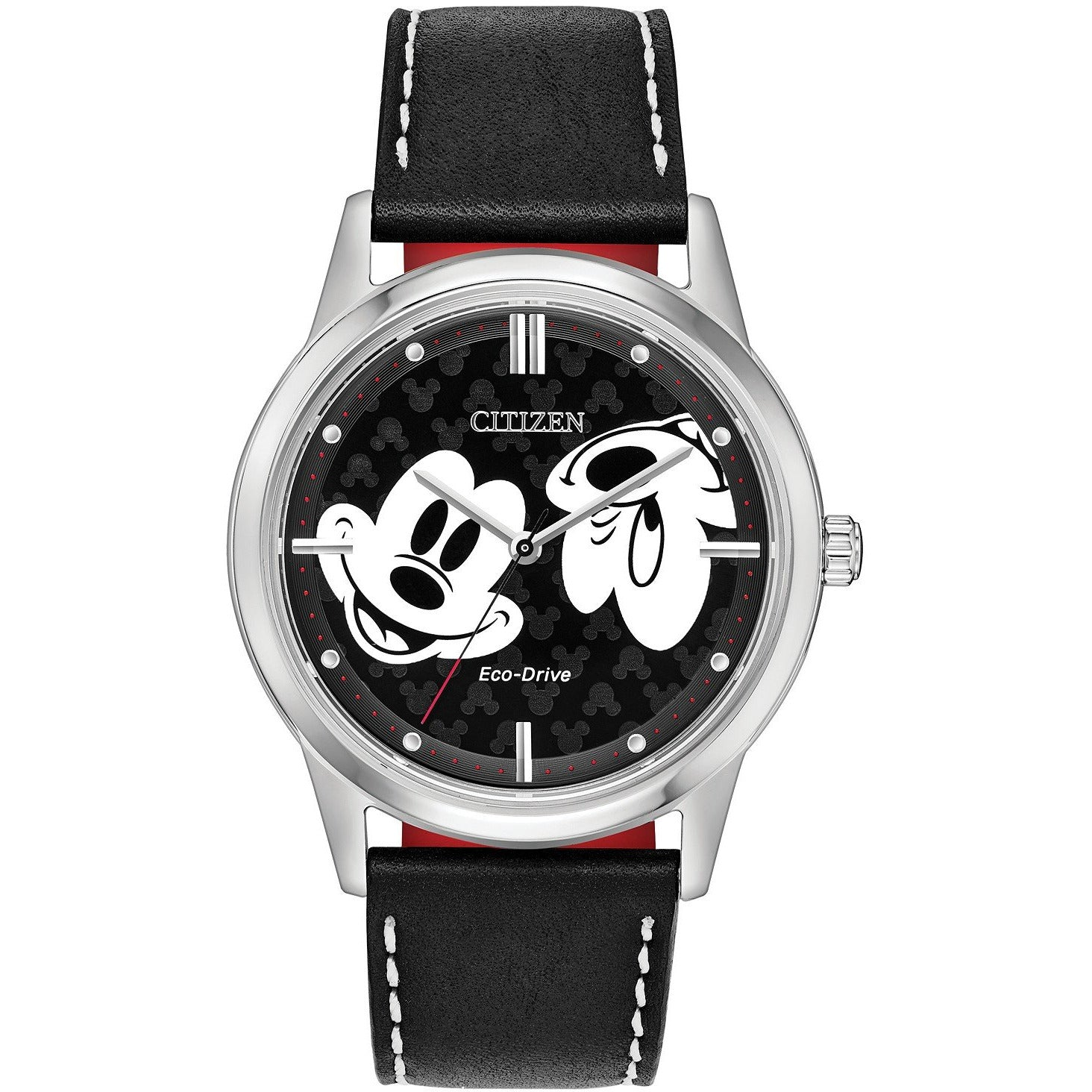 Citizen Eco-Drive Mickey Mouse Unisex watch $295.00 FE7060-05W - shirin-diamonds