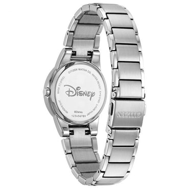 Citizen Eco-Drive Mickey Mouse Womens watch $450.00 GA1051-58W - shirin-diamonds