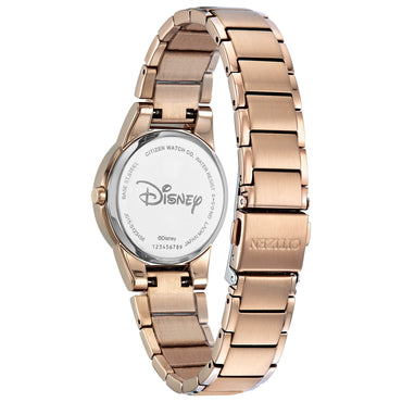 Citizen Eco-Drive Mickey Mouse Womens watch $475.00 GA1056-54W - shirin-diamonds