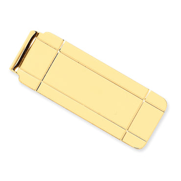 14k Money Clip MC96A (13.26 Grams) - shirin-diamonds