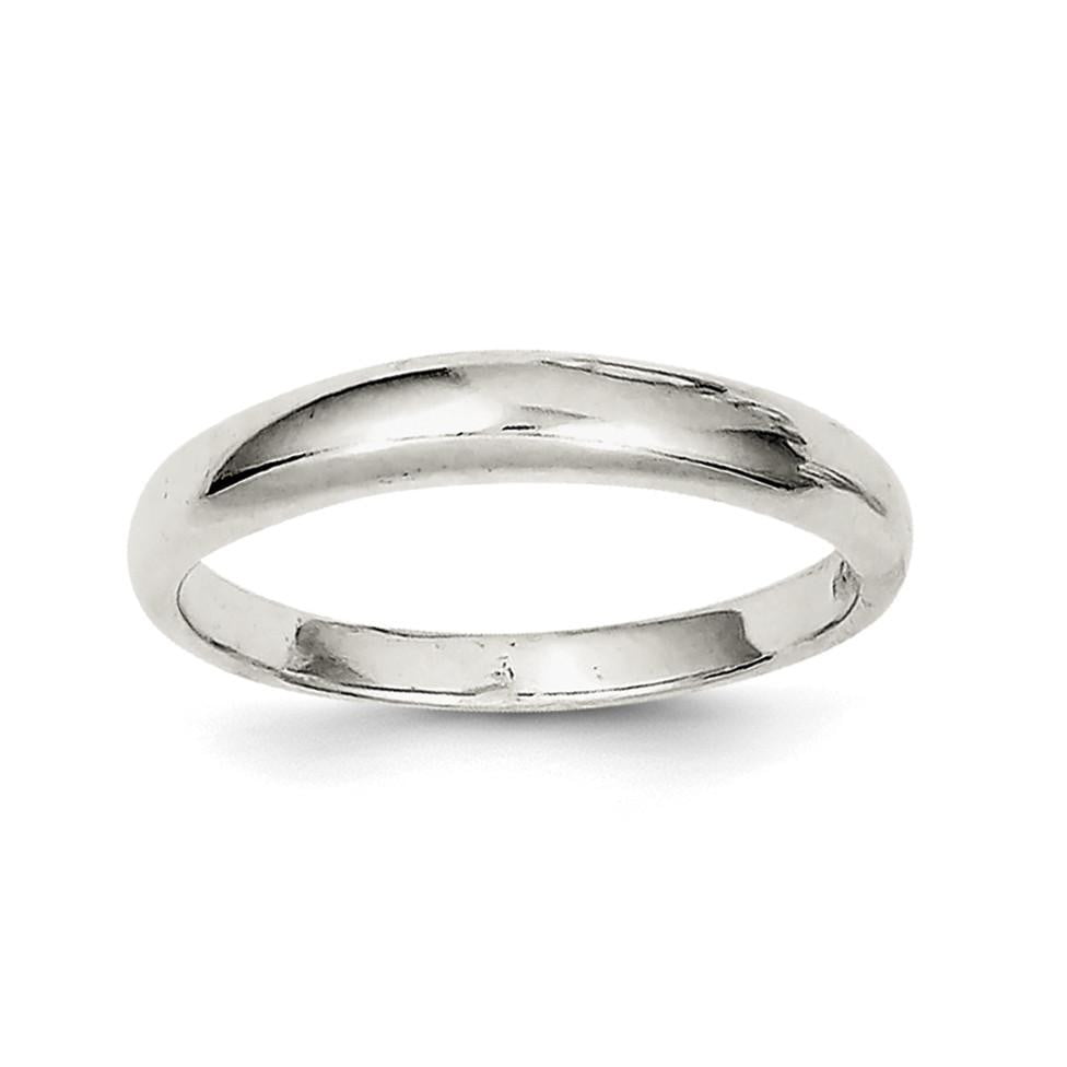 Sterling Silver Stackable Band - shirin-diamonds