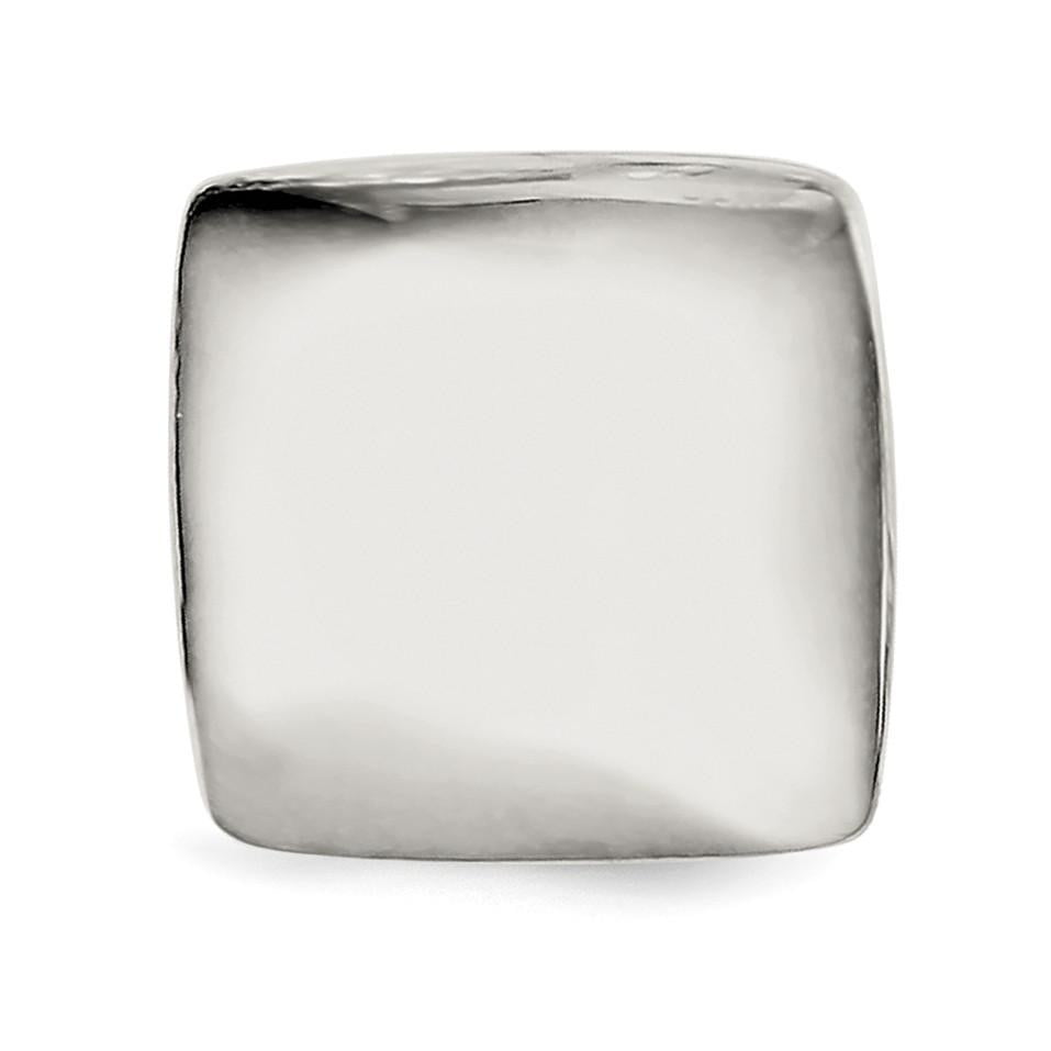 Sterling Silver Solid Ring - shirin-diamonds