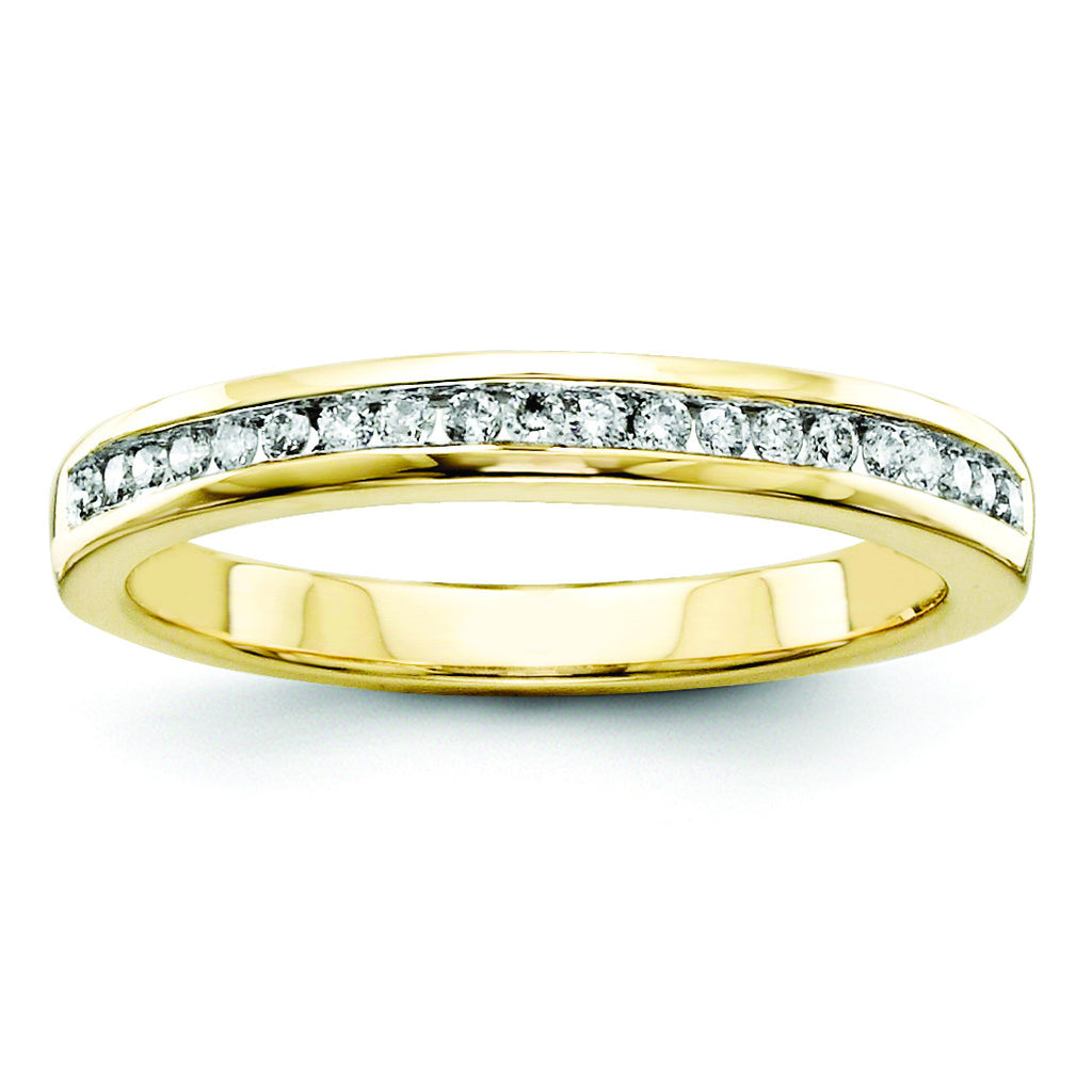14k Diamond Wedding Band Y9968AA - shirin-diamonds