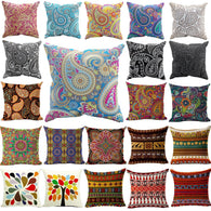 Find the best deals on USA Travel Shop Nomadcamels, Grab your travel accessories & camping gear, backpack for traveling, boho jewelry, scratch off map. USA Travel Shop : Cushion Cover  Bohemia Paisley Style SIZE 45*45