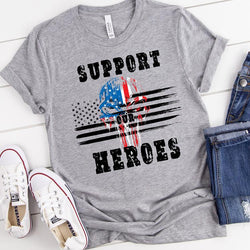 """Support Our Heroes"
