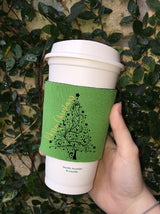 Graphic Coffee Koozie