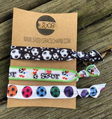 """Pretty Things"" Elastic Hair Ties"
