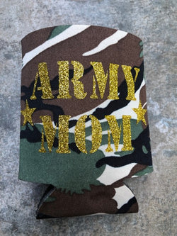 Army Pride Can Koozies