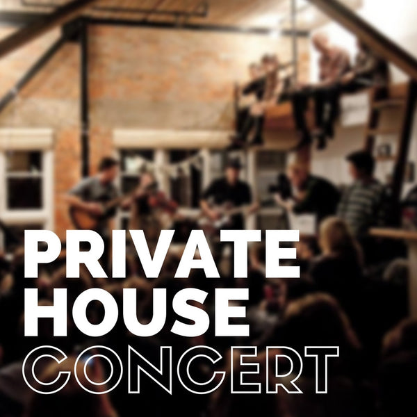 Private House Concert by Mister Curry