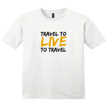 Travel To Live Shirt (Kings)