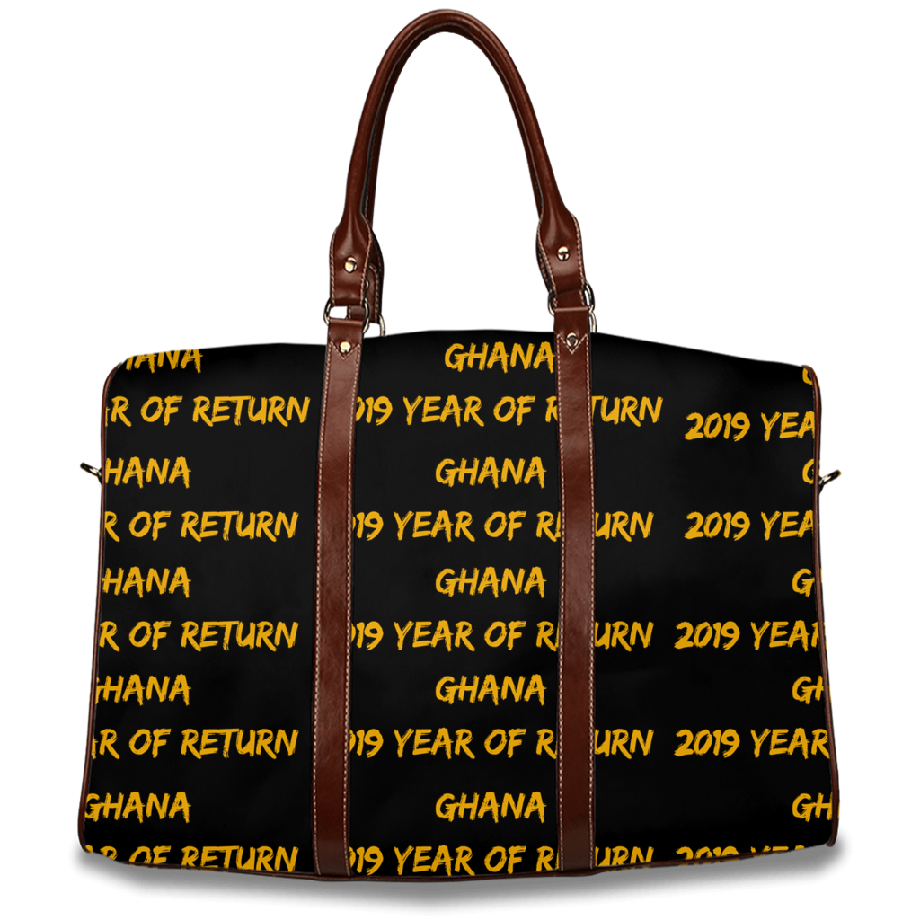 Ghana 2019 Year Of Return Travel Bag