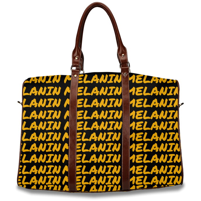 Melanin Travel Bag
