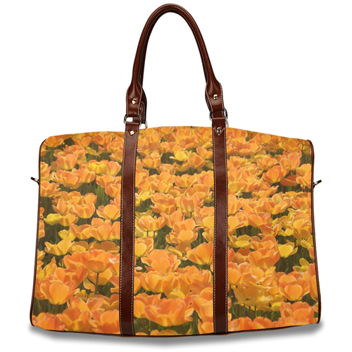 Floral Travel Bag