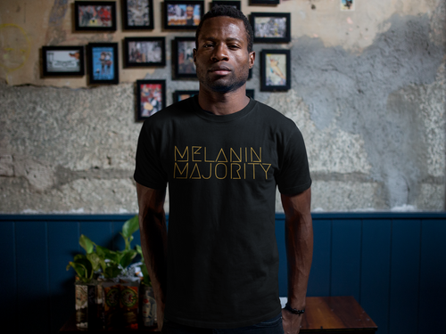 Melanin Majority Shirt (Kings)