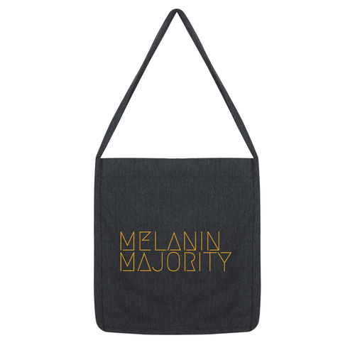 Melanin Majority Tote Bag